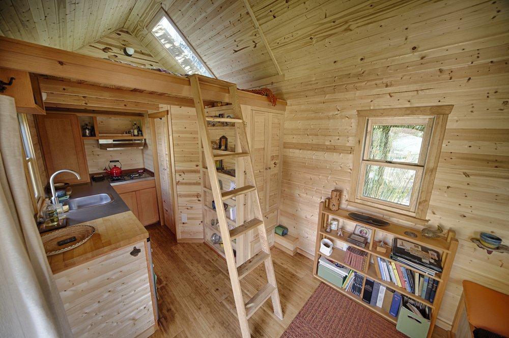 Дачный дом внутри дизайн