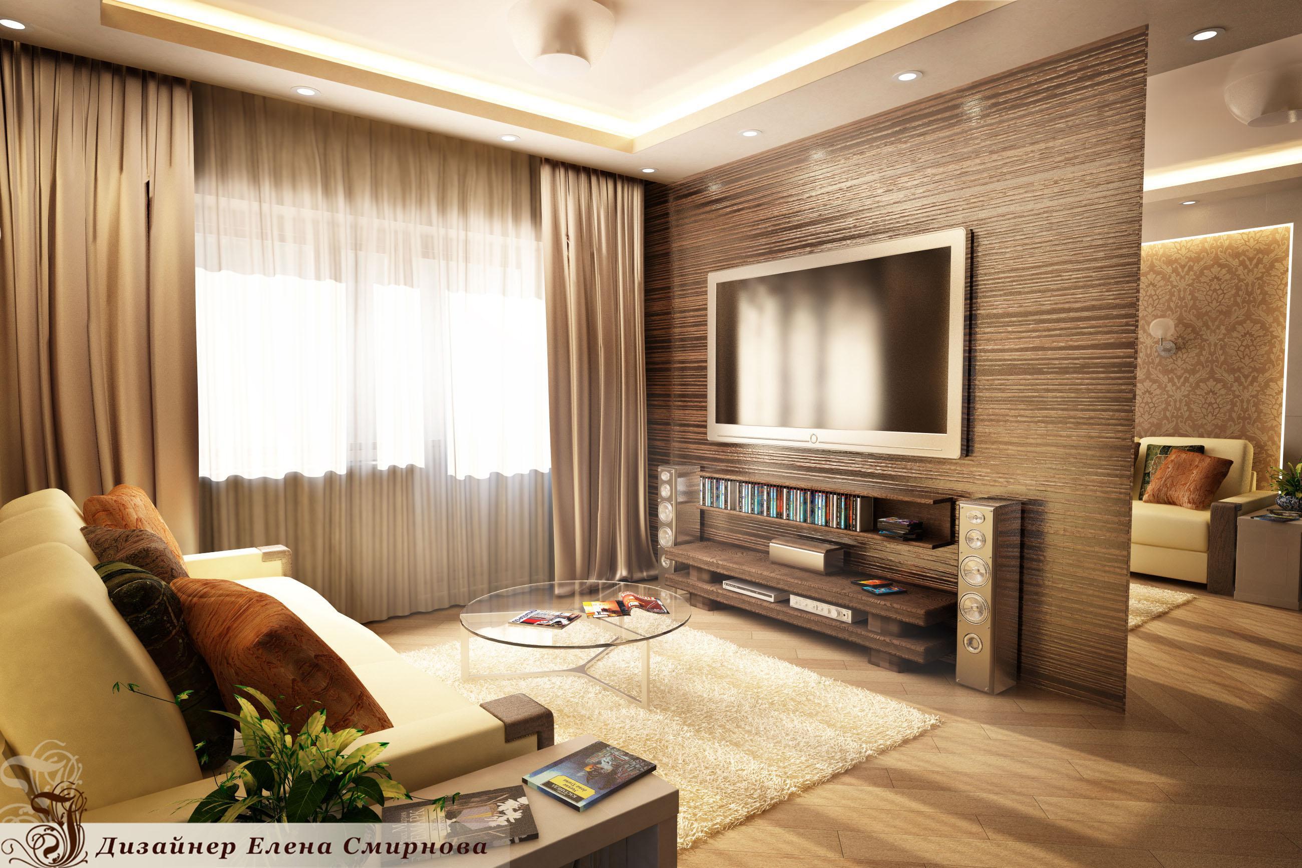 Интерьер уютных квартир фото