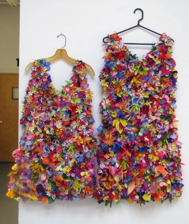 Аксессуары для одежды своими руками из подручных материалов