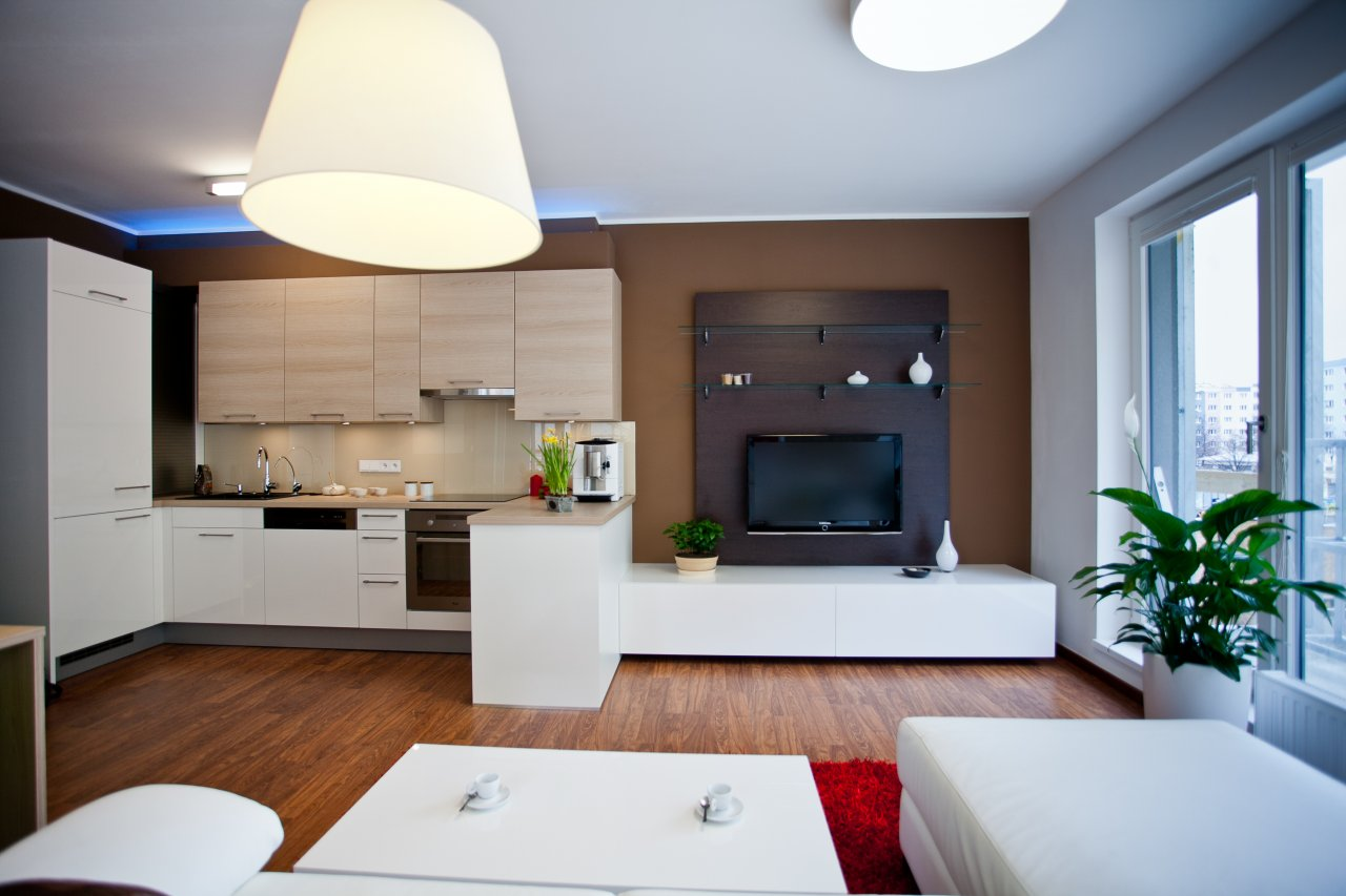 Новейшие дизайны квартир