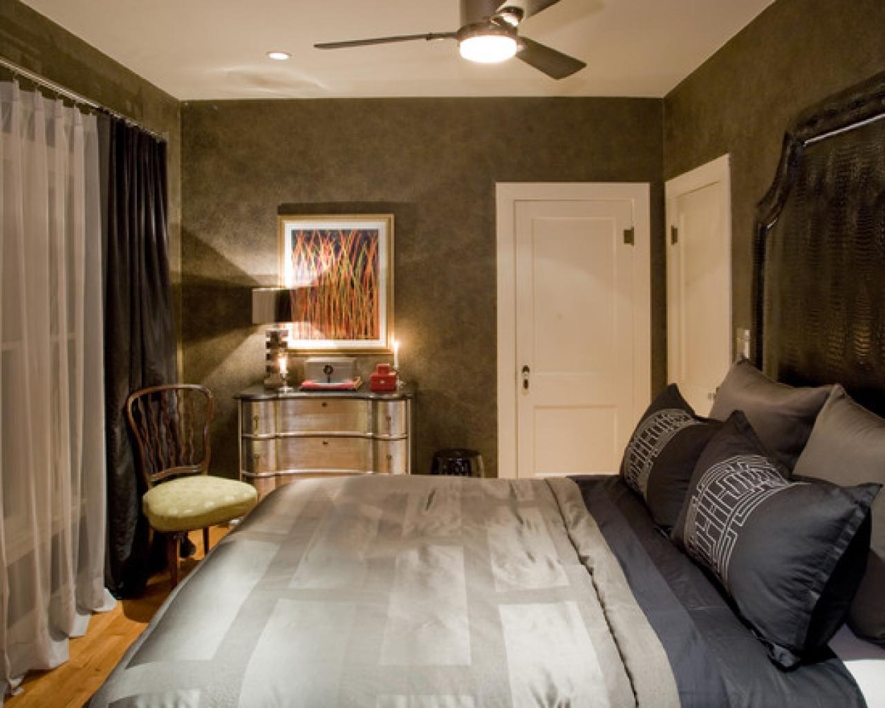 Как обновить спальню без ремонта со старой мебелью
