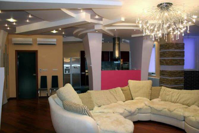 Фото дизайнерского ремонта в квартире