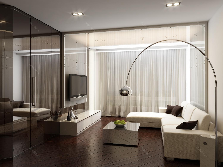Проекты квартир с интерьером фото