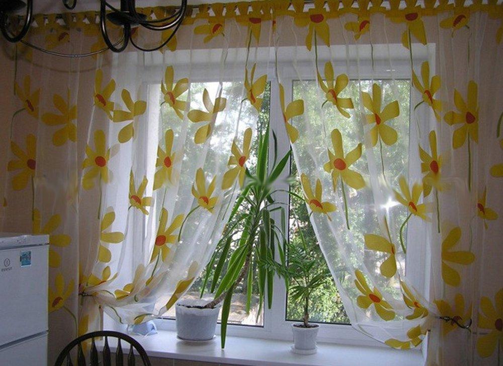 Дизайн штор своими рука