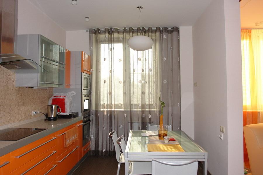 """Дизайн штор для кухни фото 2013 """" современный дизайн."""