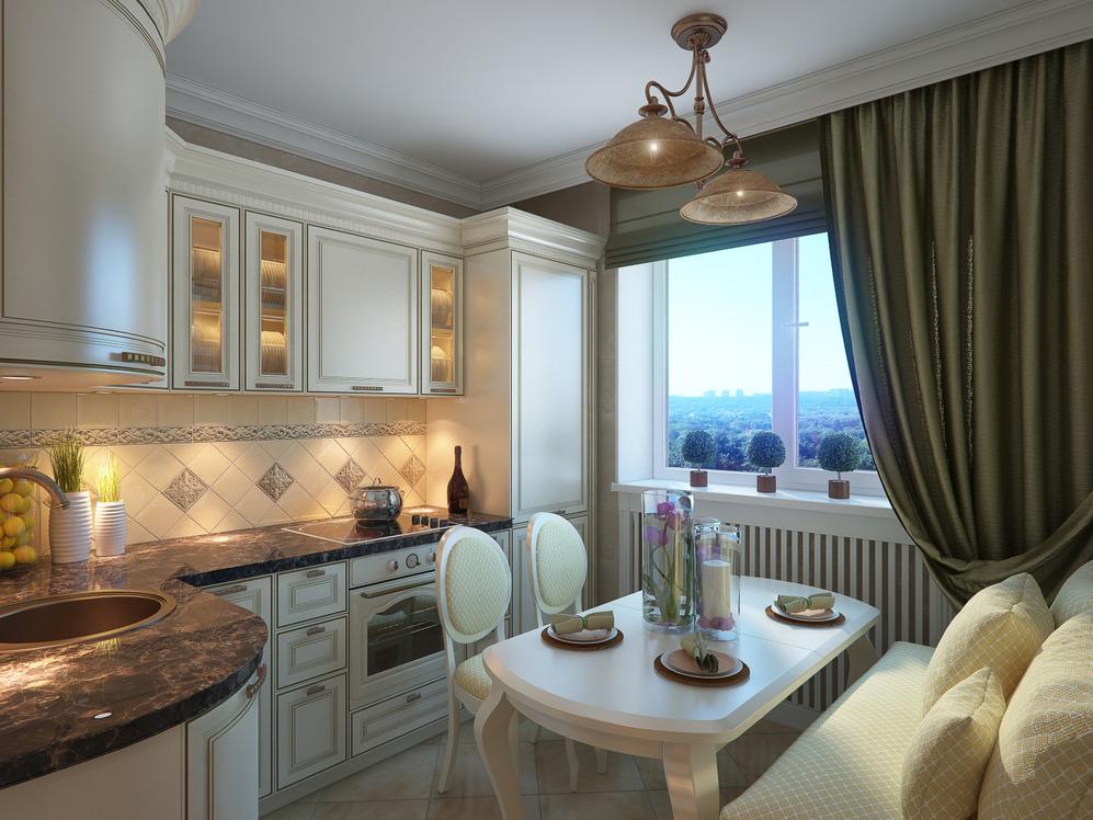 Дизайн типовых трехкомнатных квартир