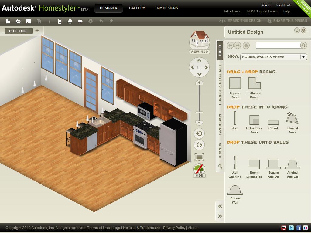 House Design Online 3d