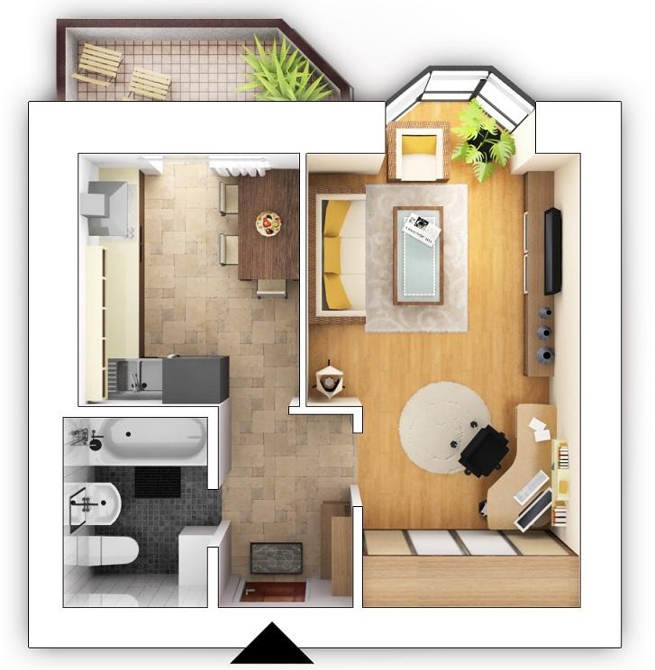 Дизайн интерьера - фото: фото, идеи дизайна, каталог