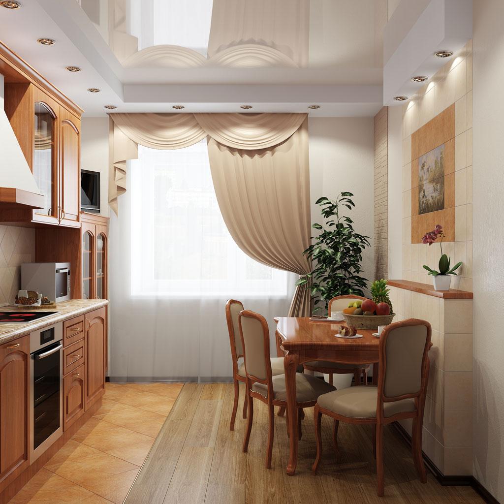 Мир дизайн кухни