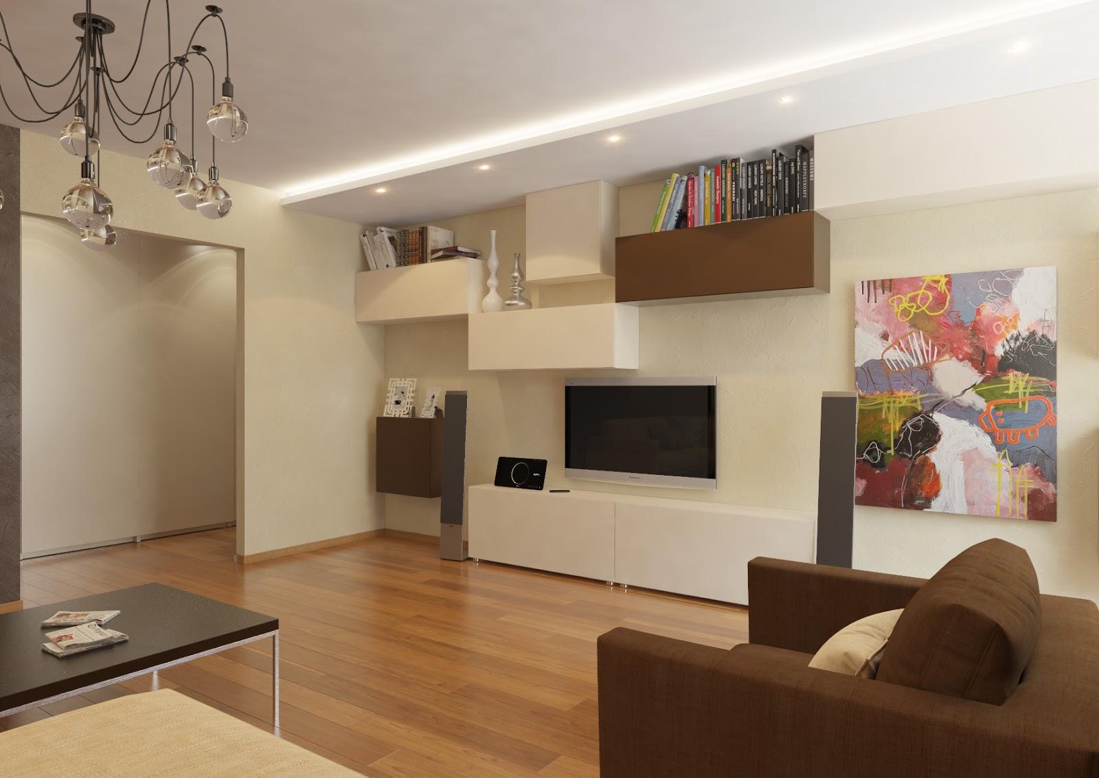 Дизайн комнаты 17 кв.м фото зала