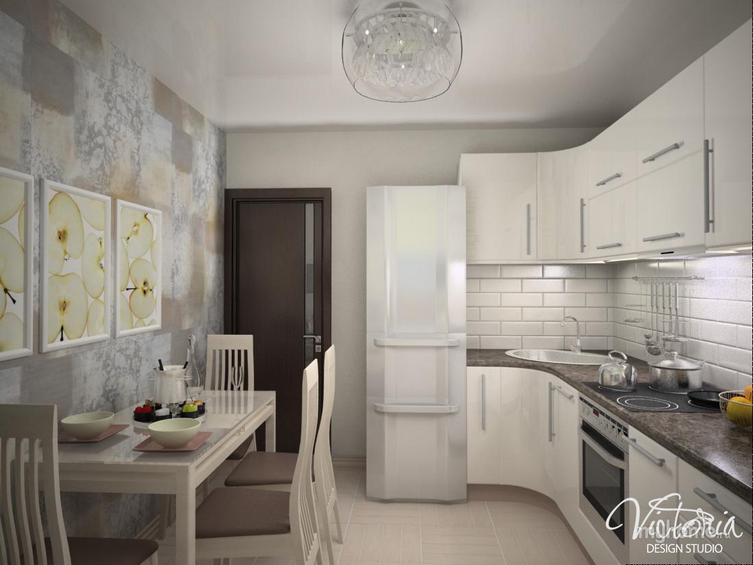 Малогабаритные кухни: 9 идей комфортного дизайна Дом