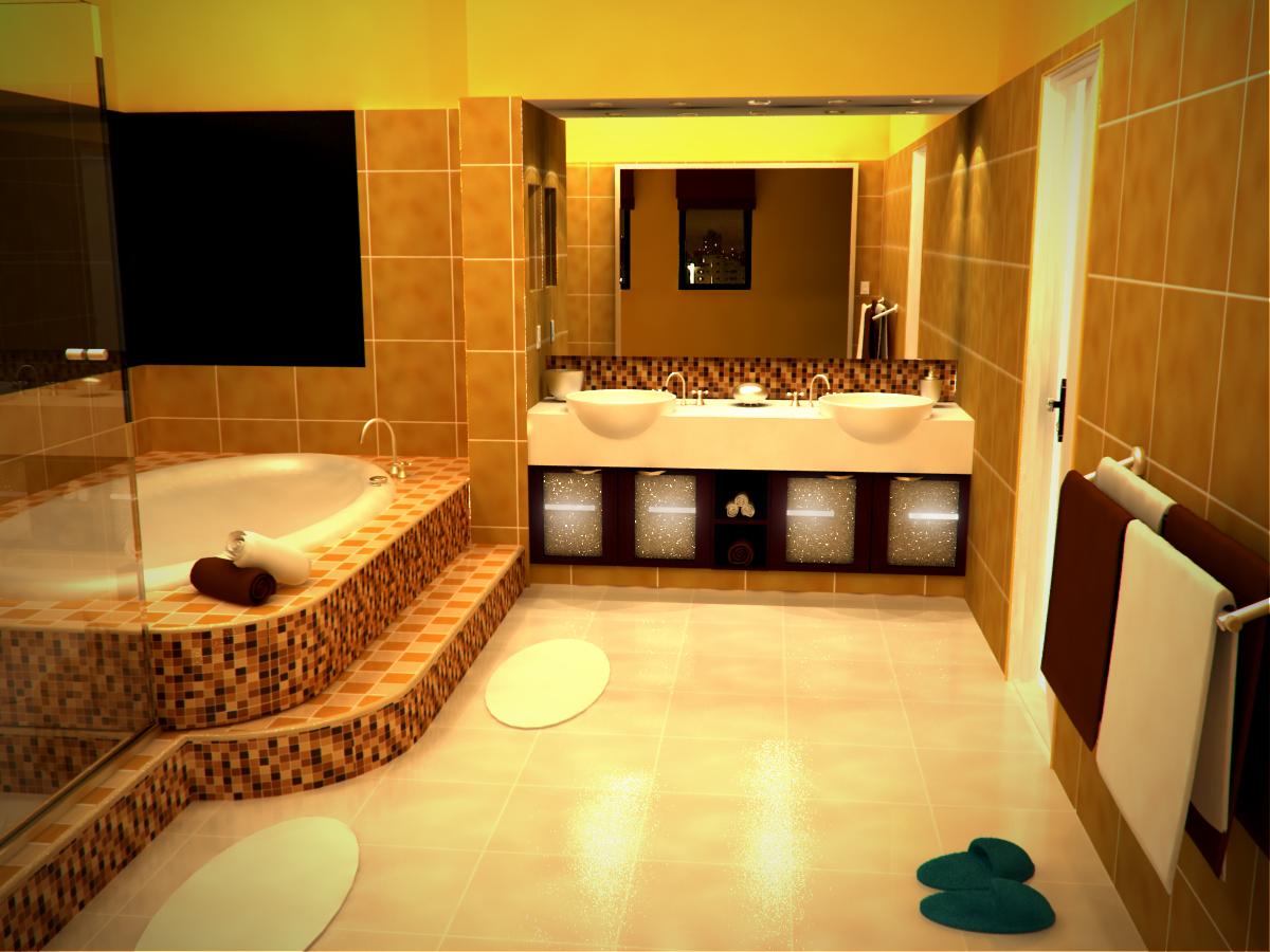 Ванная комната дизайн в картинках