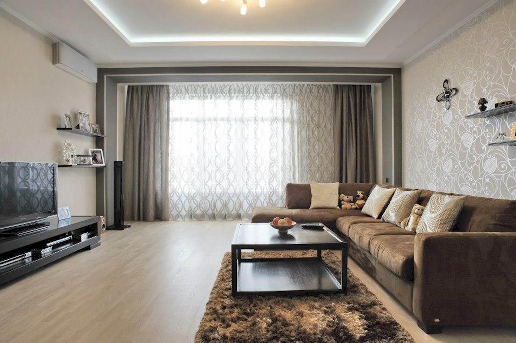 дизайн интерьера квартиры фото 50 кв.м