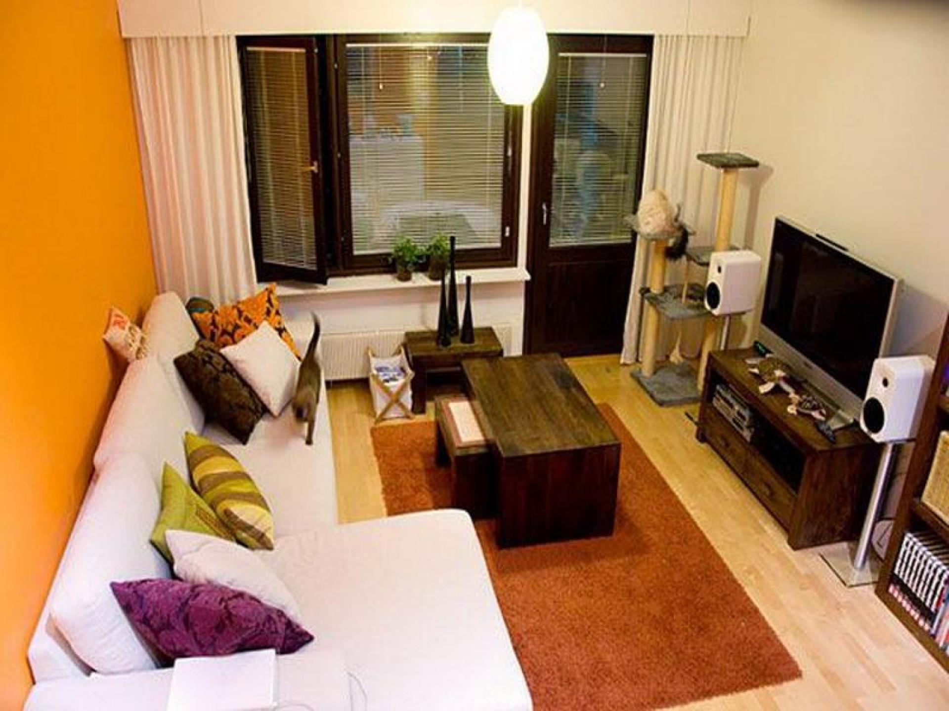 Дизайн маленьких комнат реальные