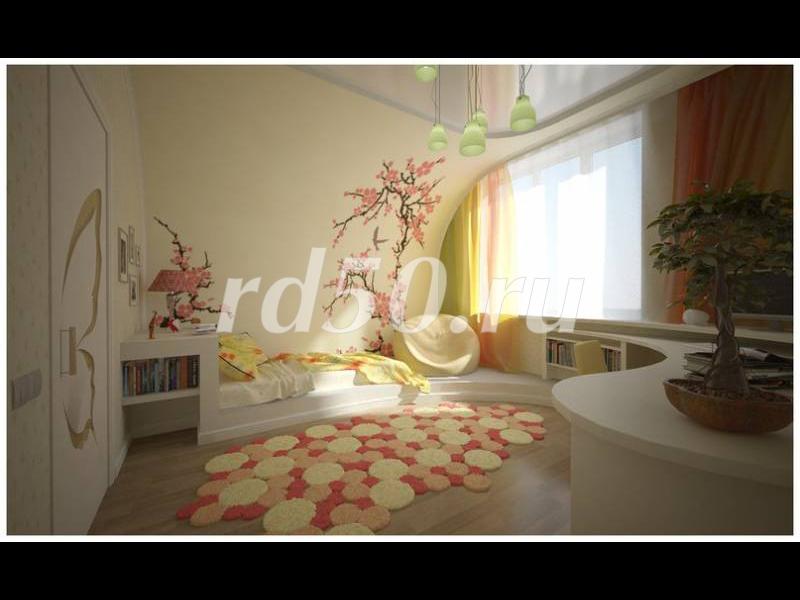 Интересный интерьер комнаты своими руками