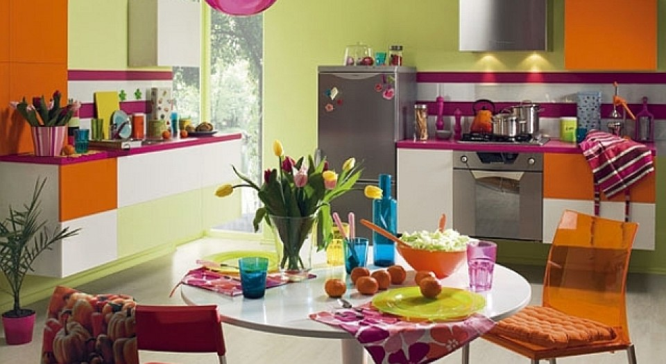 Украсить кухня своими руками