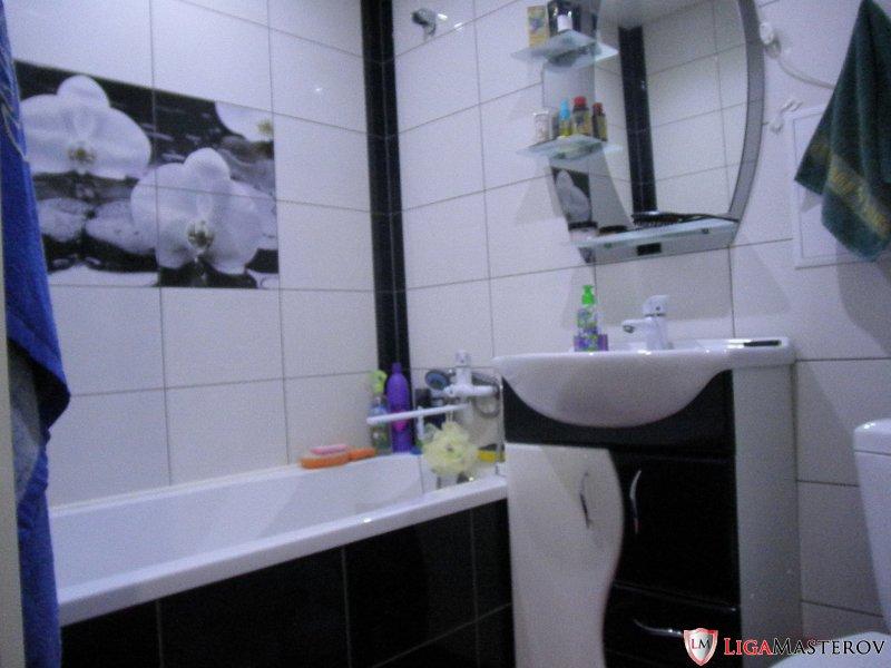 Ремонт ванной комнаты малых размеров в хрущевке