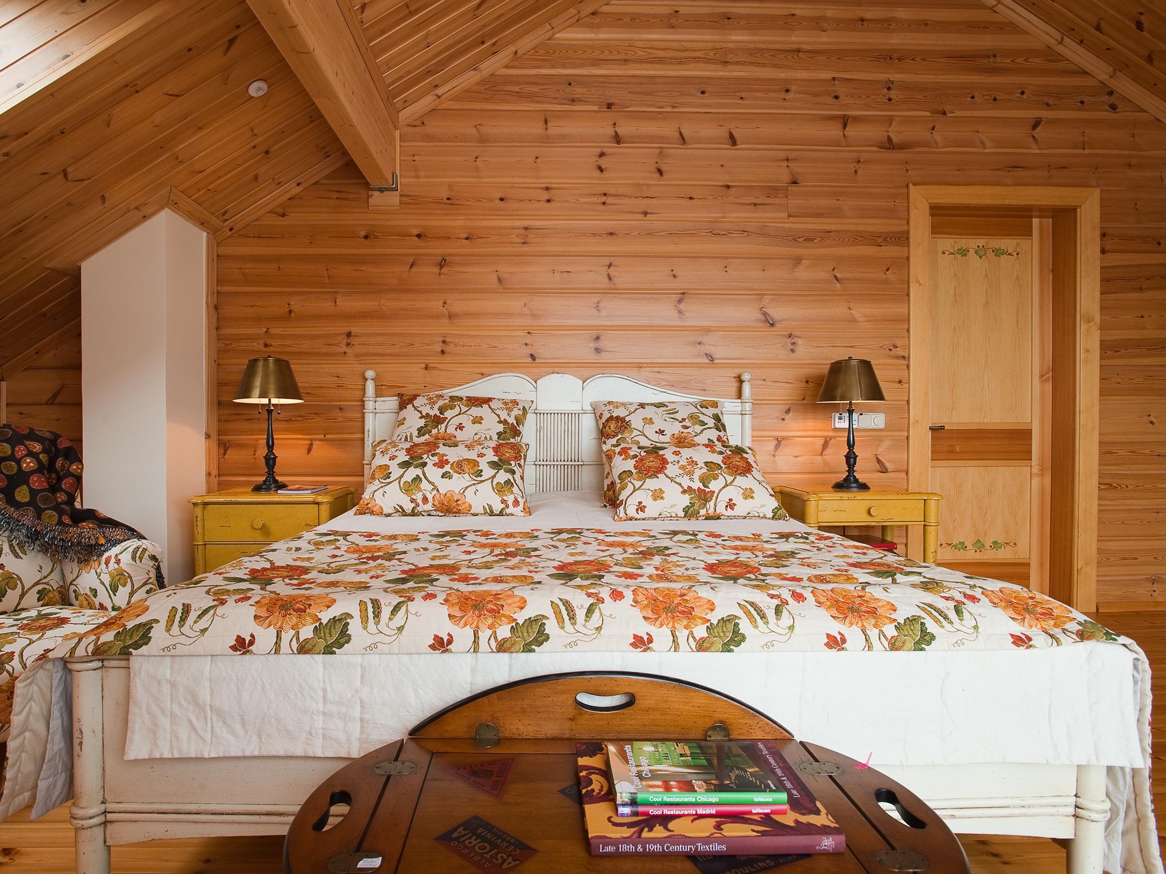Интерьер спальни на даче фото и советы по дизайну