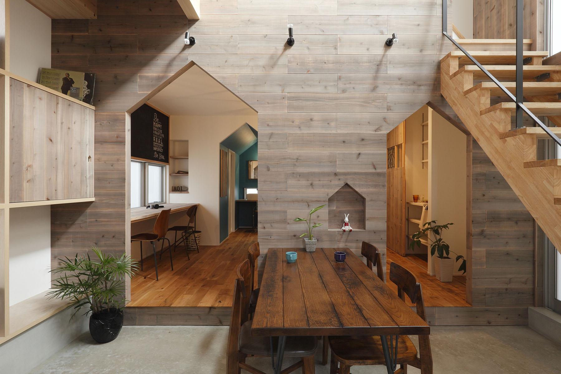 Дизайн интерьера в небольшом доме