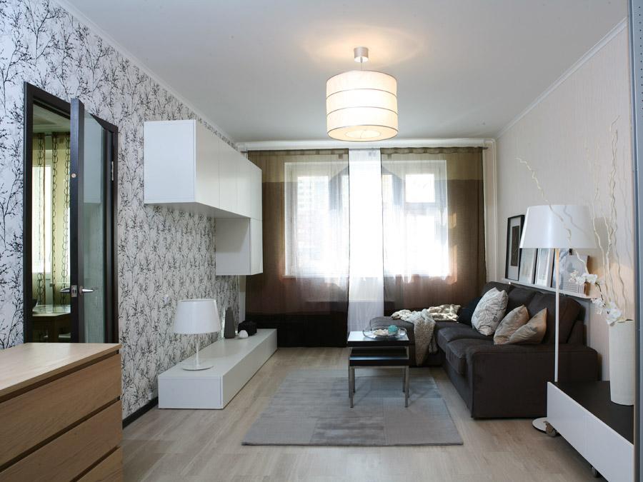 Дизайн квартир панельные дома