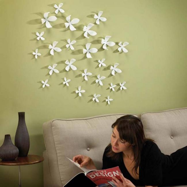 Идеи для украшения стен