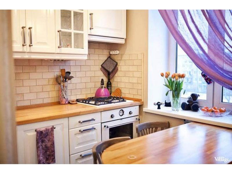 Как сделать кухню уютной в хрущевке с фото