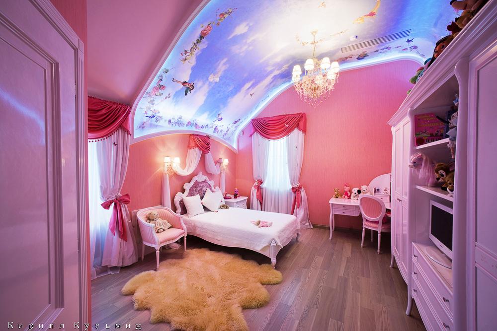 Самые красивая комната