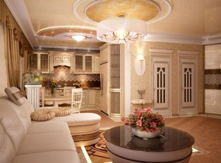 Ремонт в квартире в классическом стиле