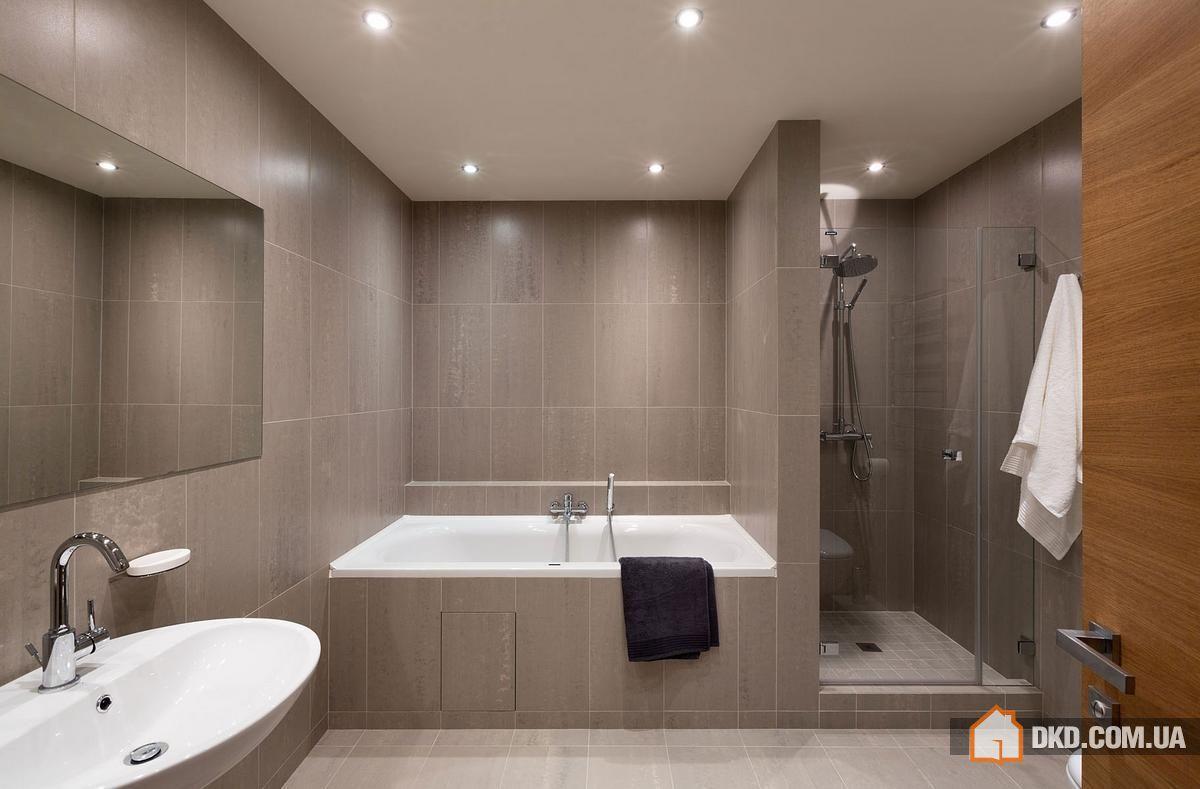Проекты и дизайны ванных комнат