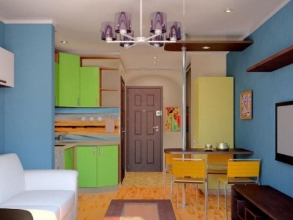 Дизайн гостинки 12 кв.м