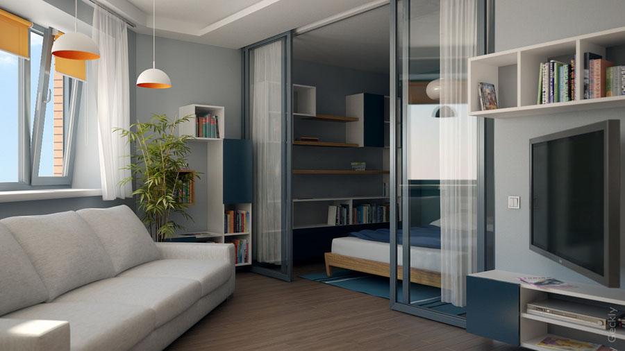 Дизайн квартир малогабаритные