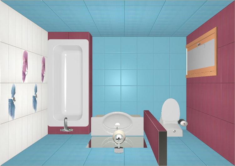 Программа 3д Дизайн Ванной Плитка Кафель Скачать Бесплатно - фото 7