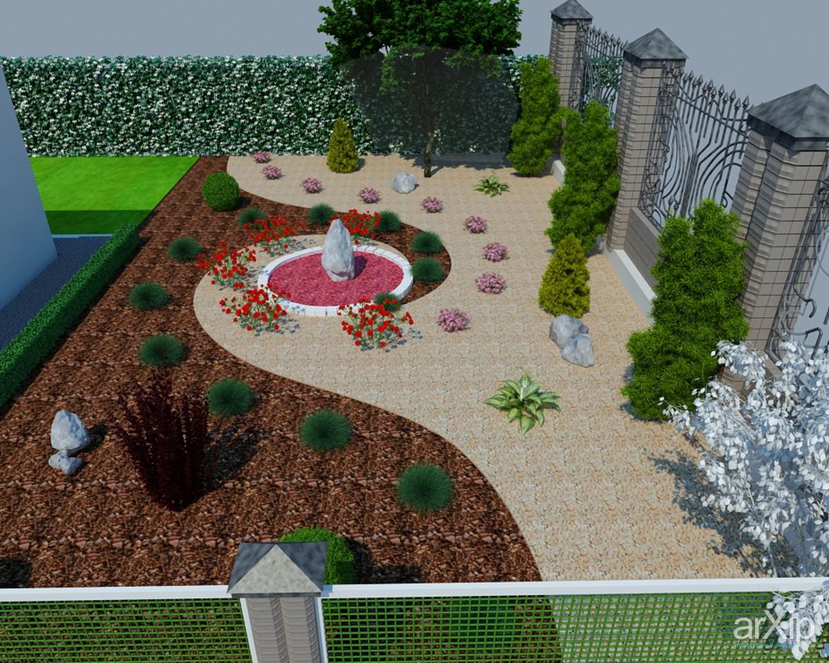 Ландшафтный дизайн дачного участка 10 соток фото в сибири