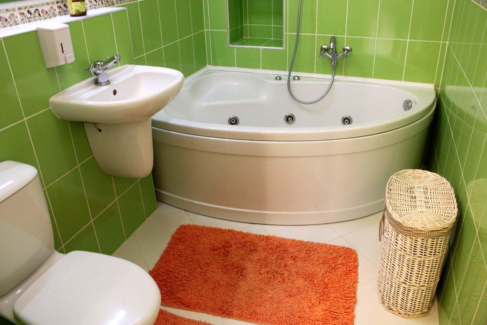 Дизайны ванных комнат 5 кв.м