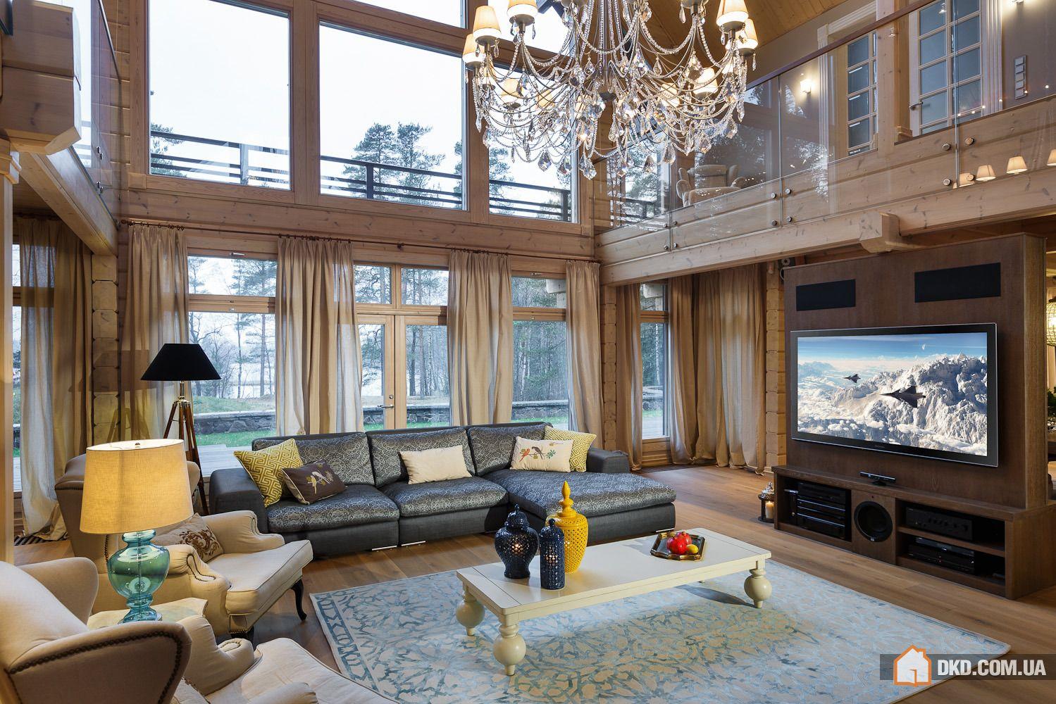 Лучшие дома россии интерьер фото