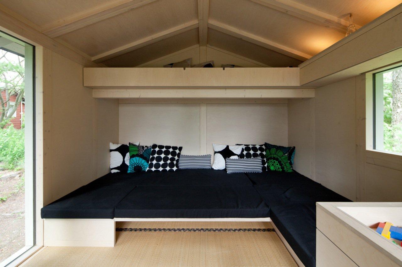 Дачные домики дизайн