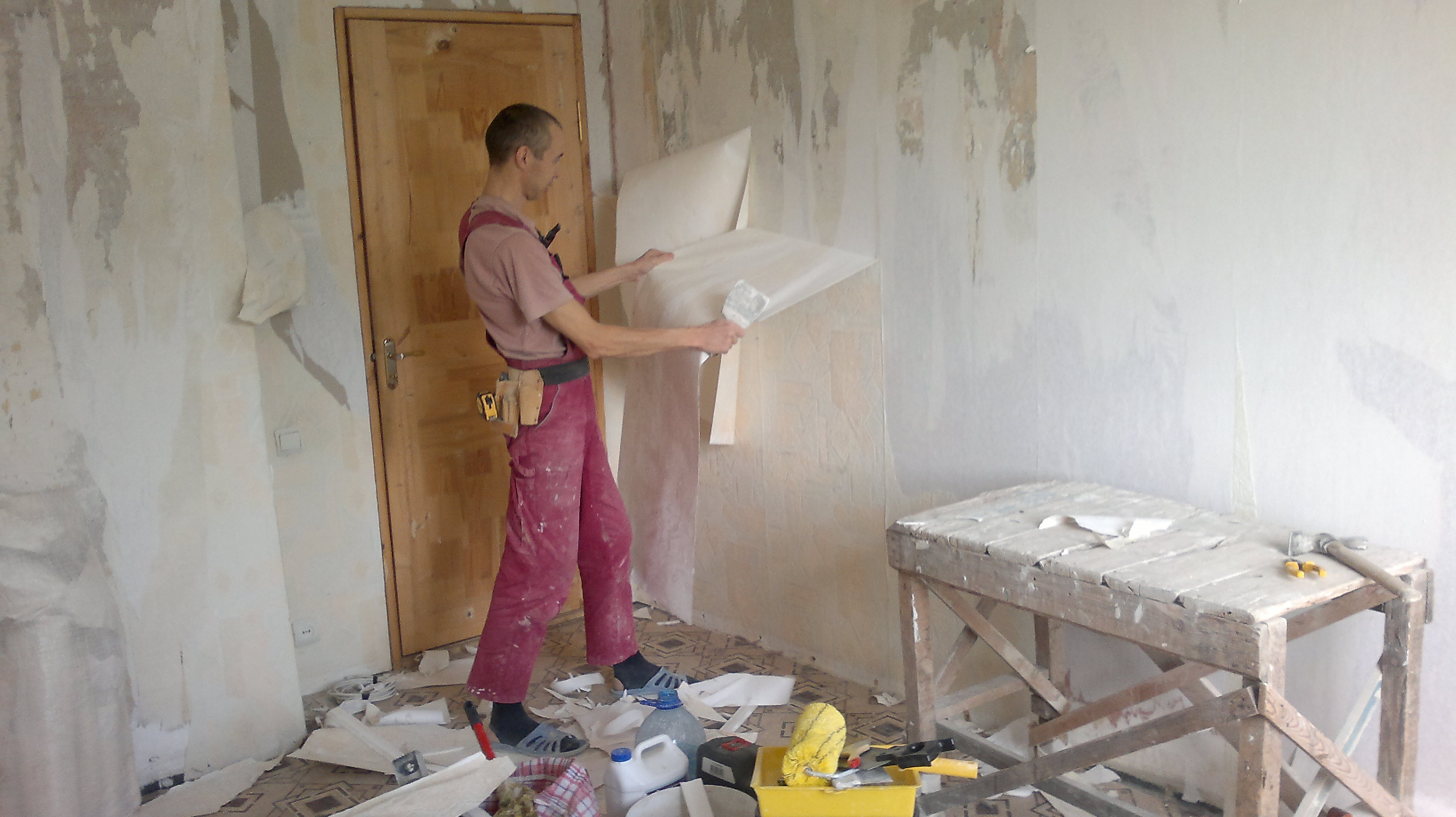 Дешёвый ремонт квартиры своими руками фото