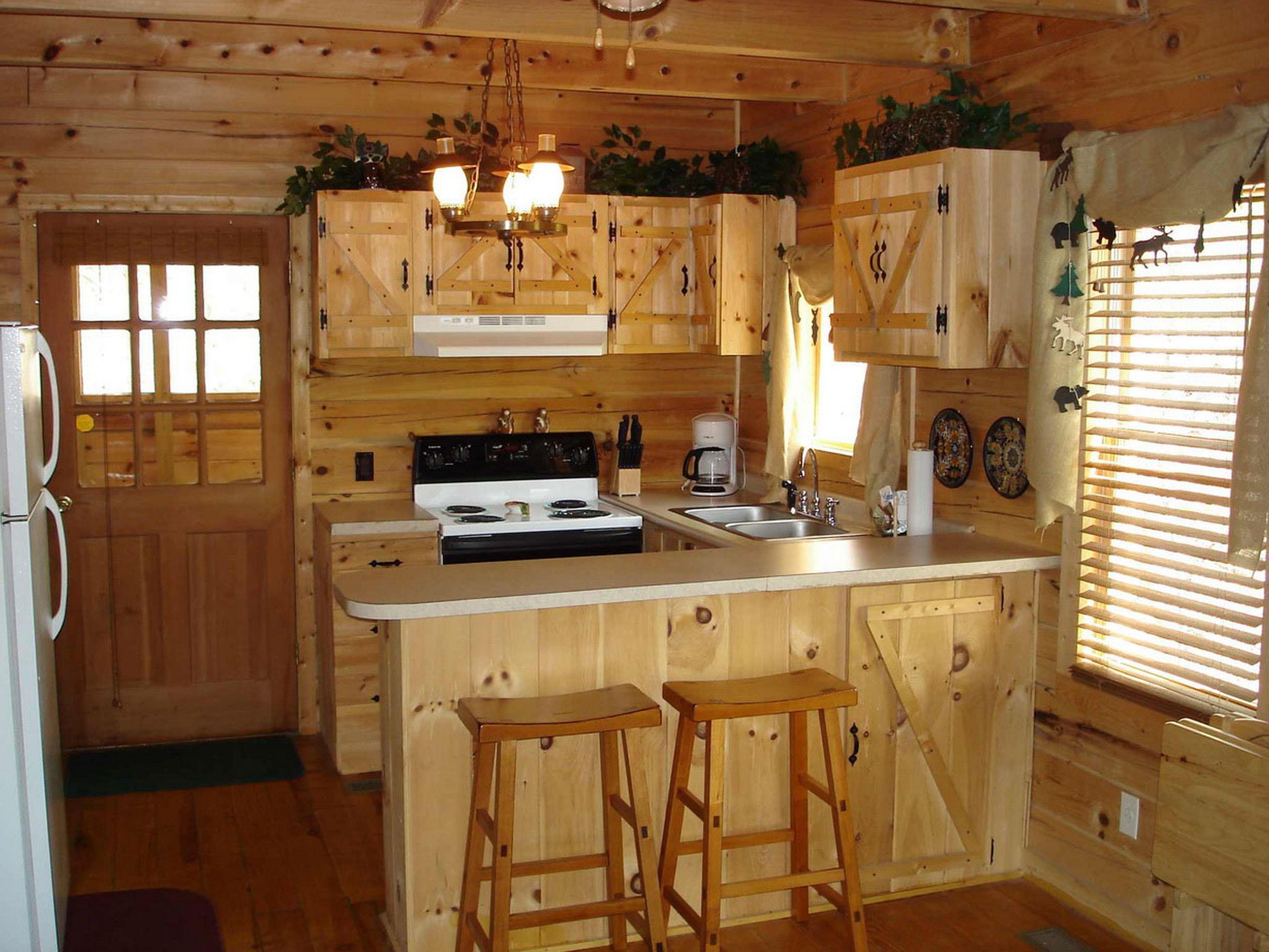 Кухня на даче - дизайн (42 фото видео-инструкция) 71