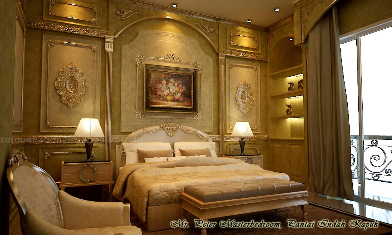 Классика в дизайне комнаты