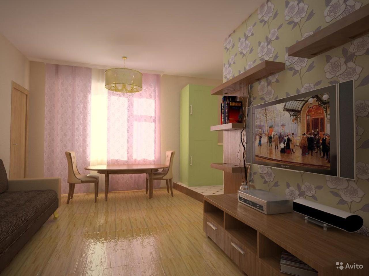 Интерьер зала в квартире в хрущевке фото