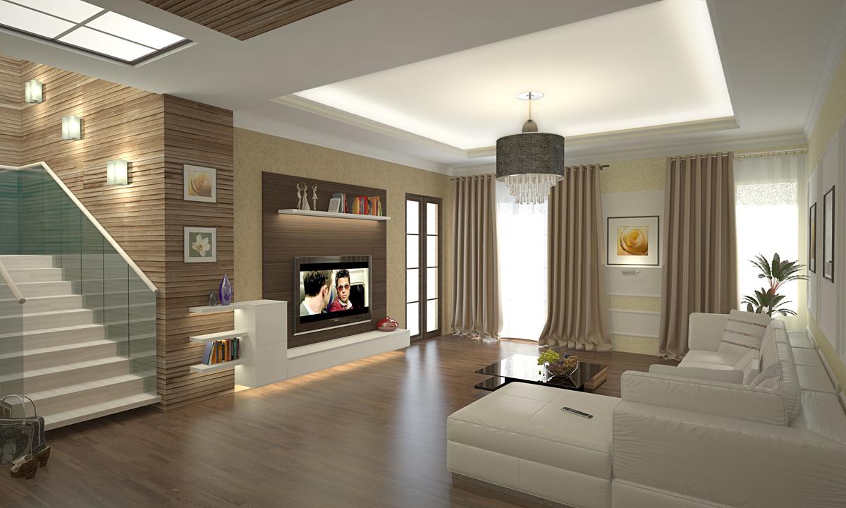 Фото интерьер и дизайн загородного дома