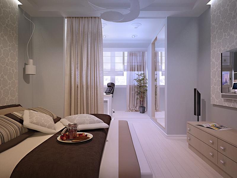 Дизайн интерьеры 2-х комнатных квартир