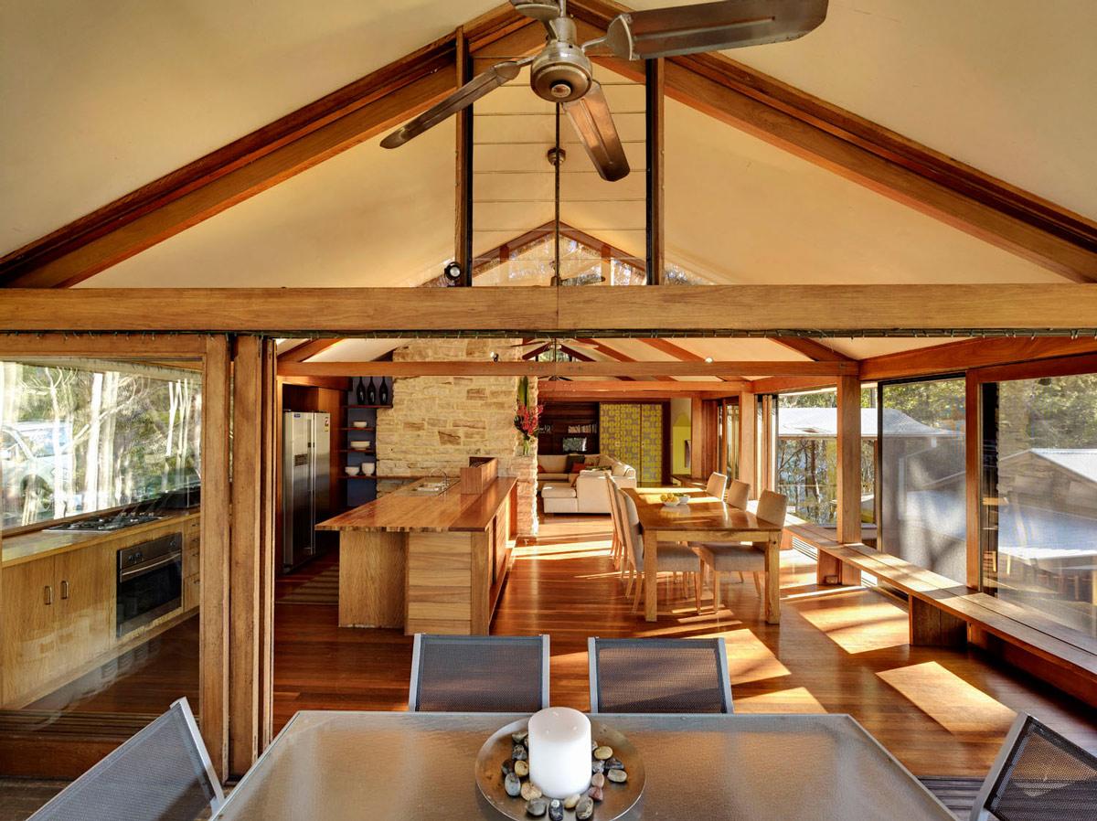 Дизайн летний домик