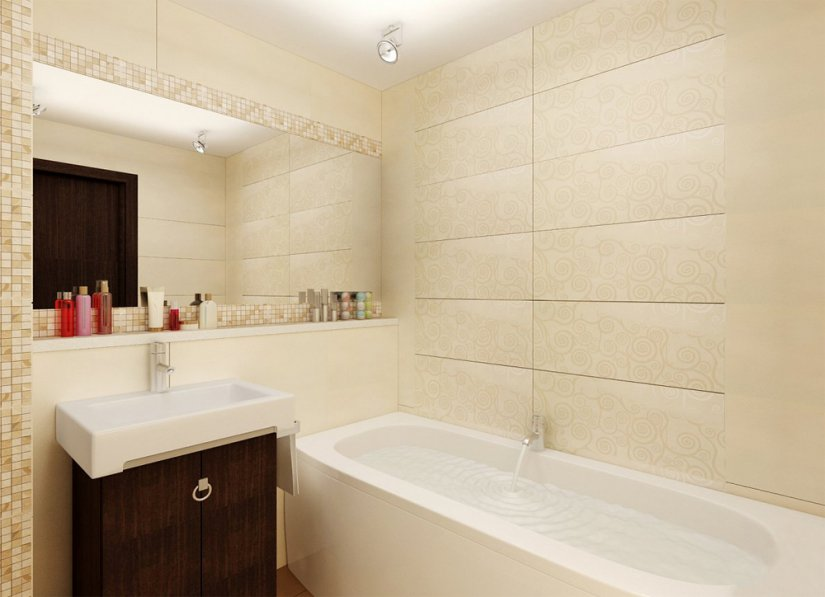 Ванные комнаты без туалета дизайн