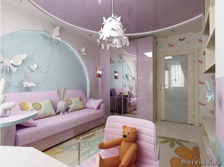 Дизайн комната детская и взрослая