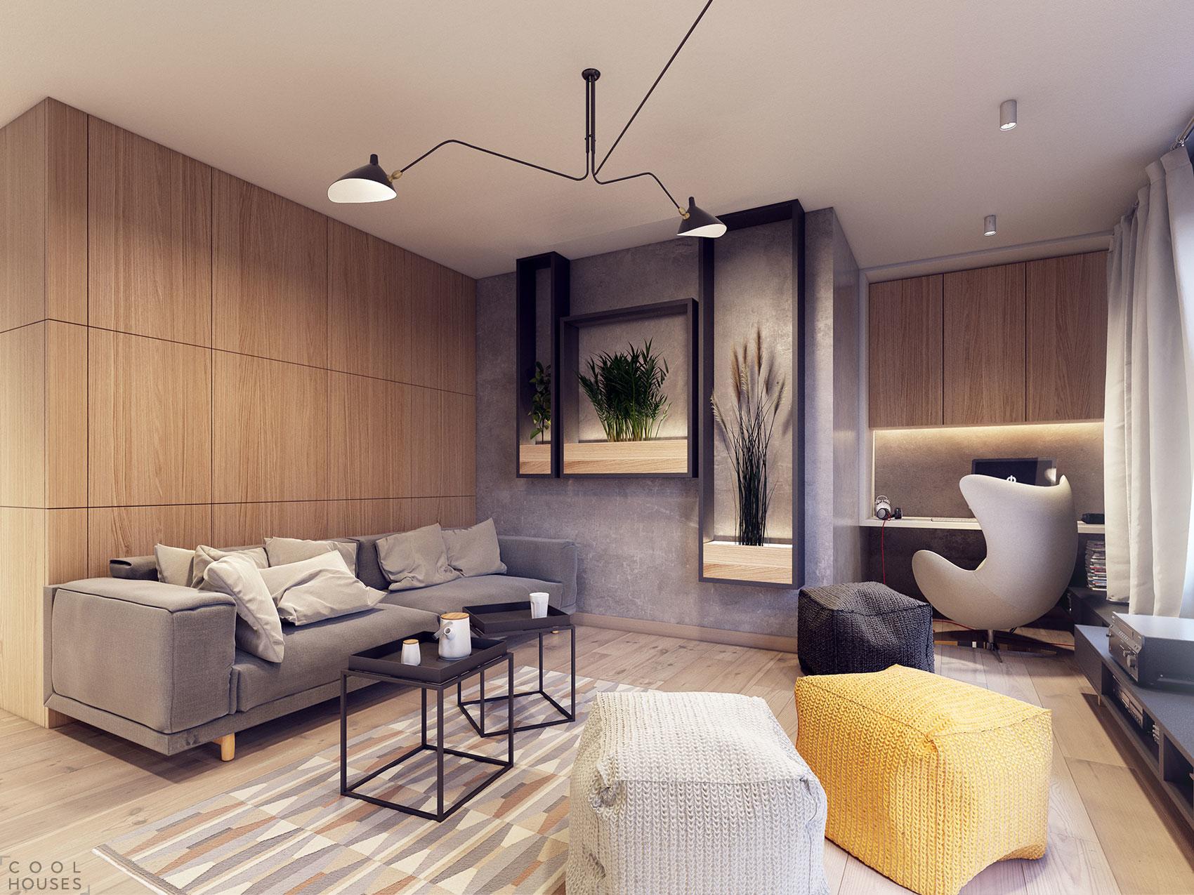 Интерьер квартиры идеи