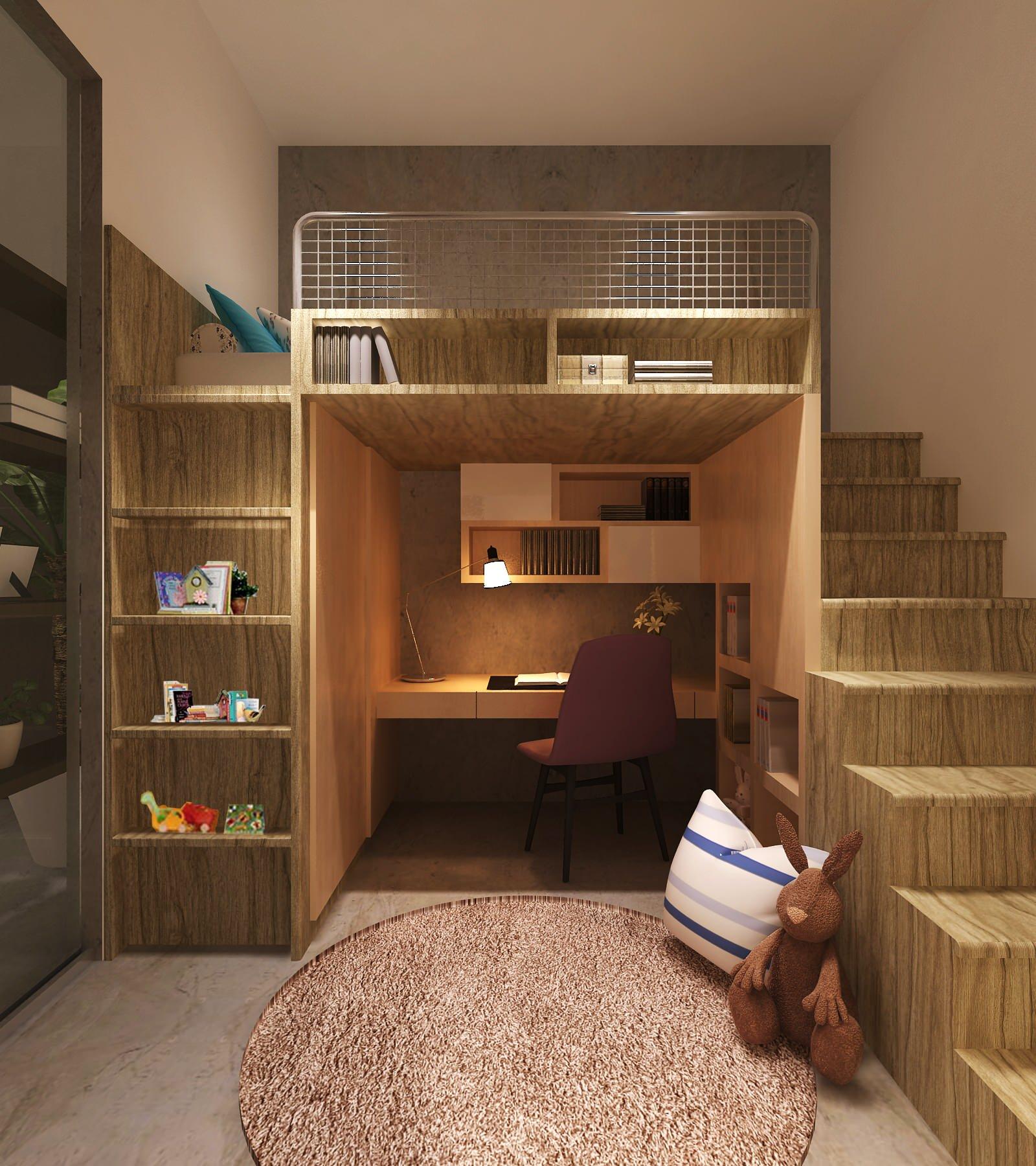 Как из небольшой комнаты сделать две комнаты