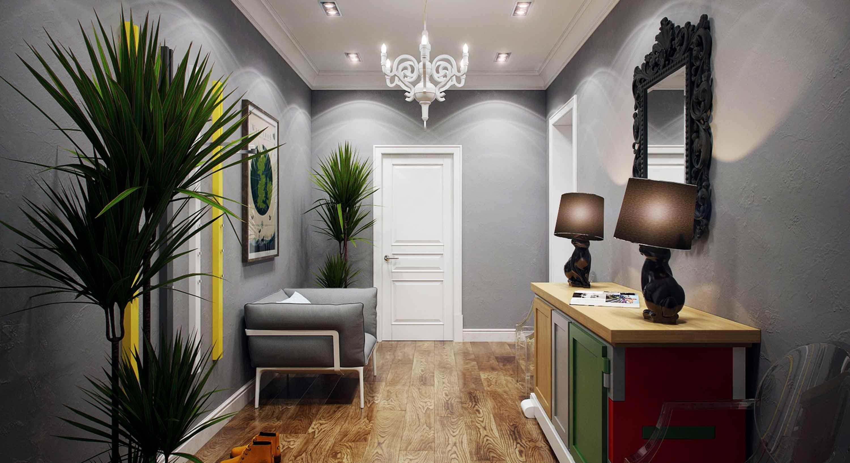 Дизайн квартир прихожая в квартире