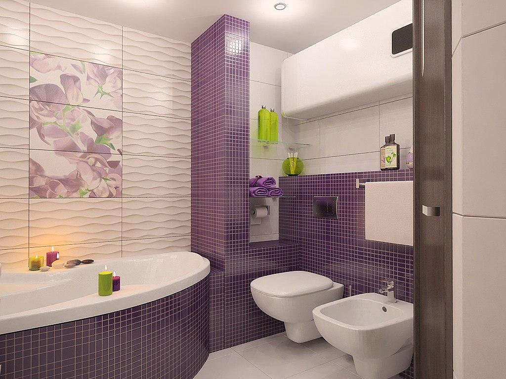 Фото дизайн плитки ванной