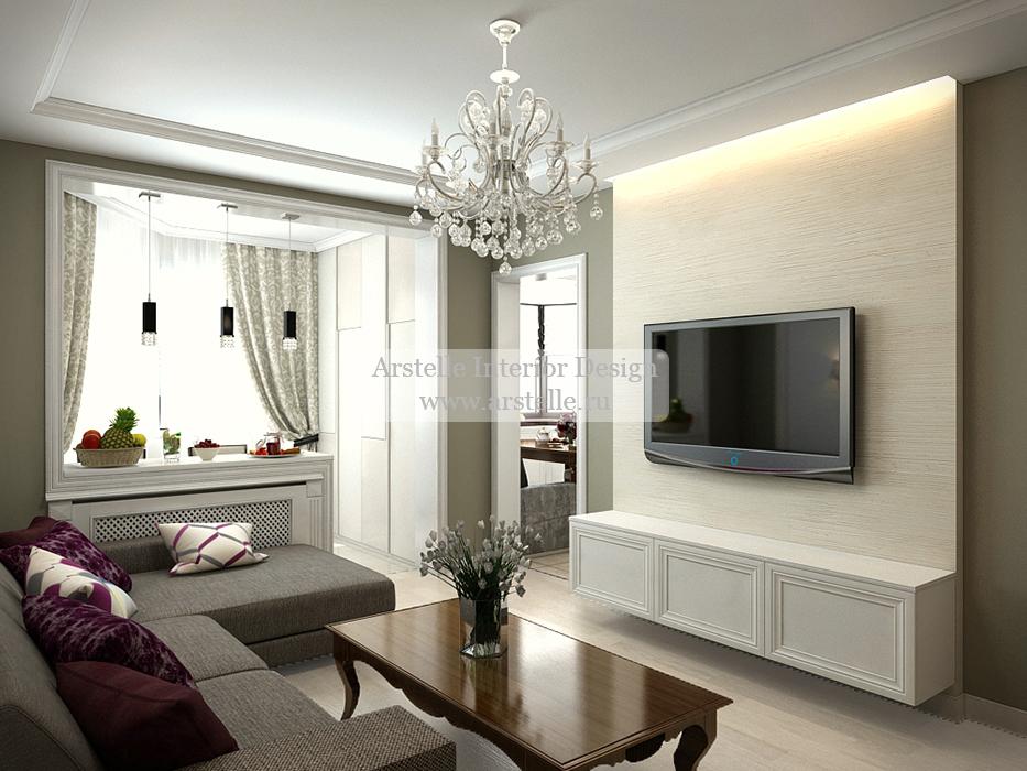 Дизайн квартир фото в панельных домах